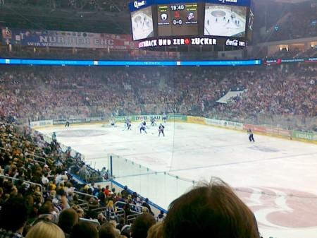 Eishockey-Ausflug nach Berlin