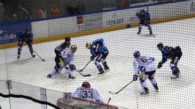 Eislöwen vs. Ravensburg 18.12.2011