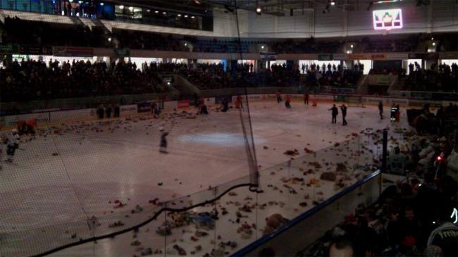 Teddybär-Toss 15.01.2012
