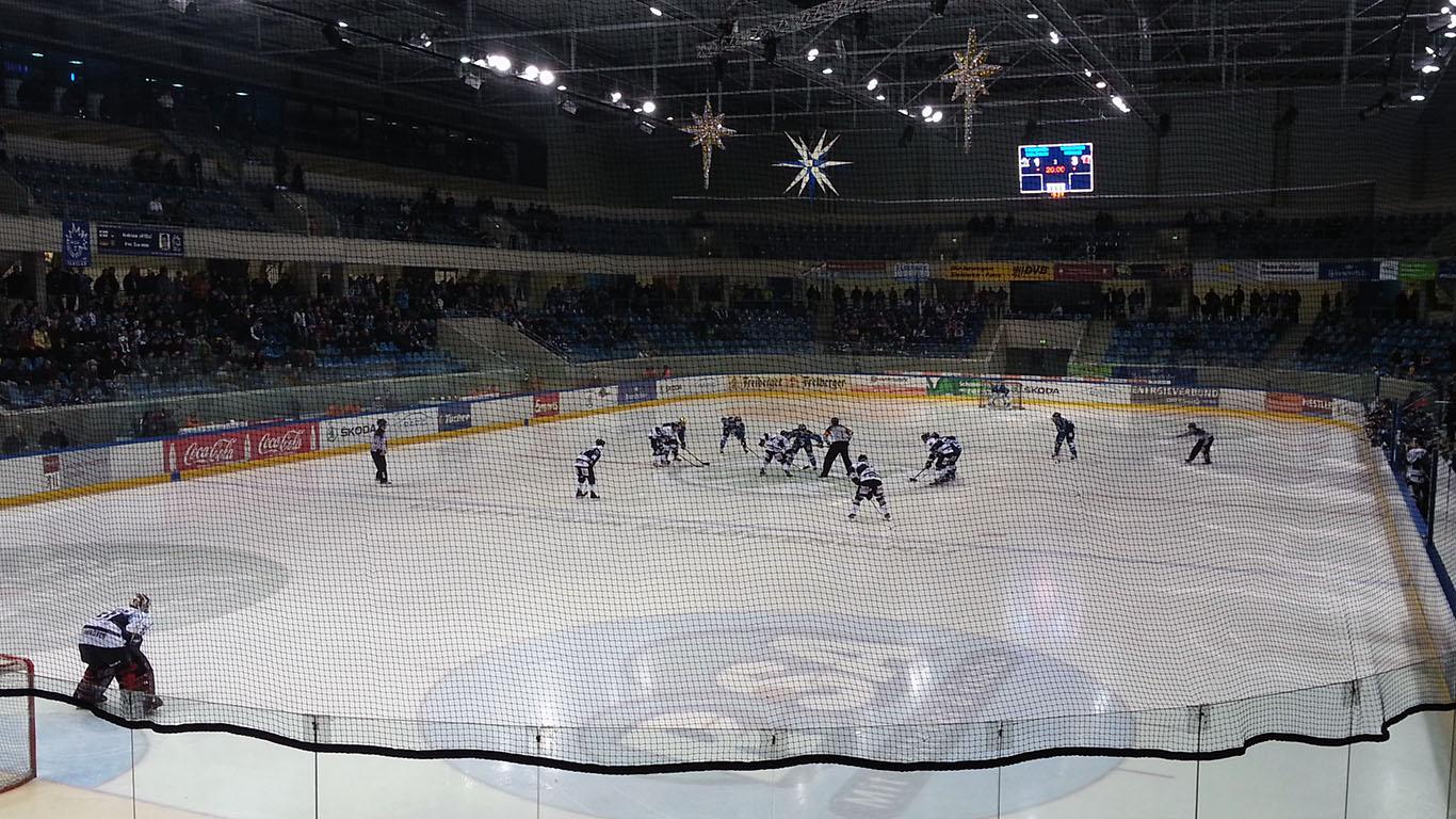 Eislöwen vs. Hannover 06-01-13