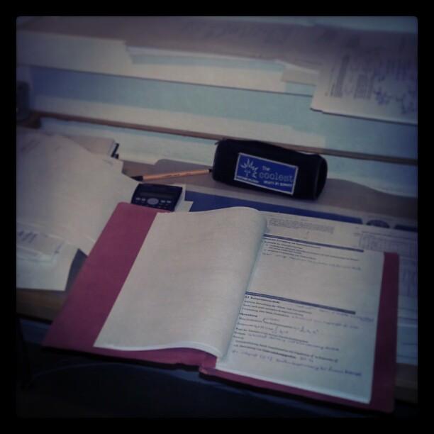 Lernen macht keinen Spaß mehr.