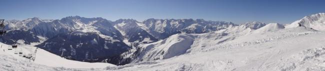Panorama Zillertal Arena