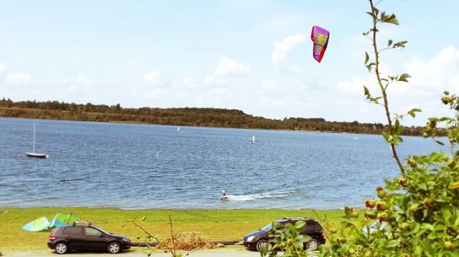 Windsurfer Schladitzer See