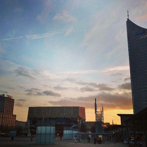 #Leipzig