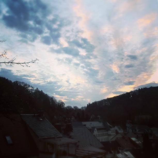 Himmel #Glashütte