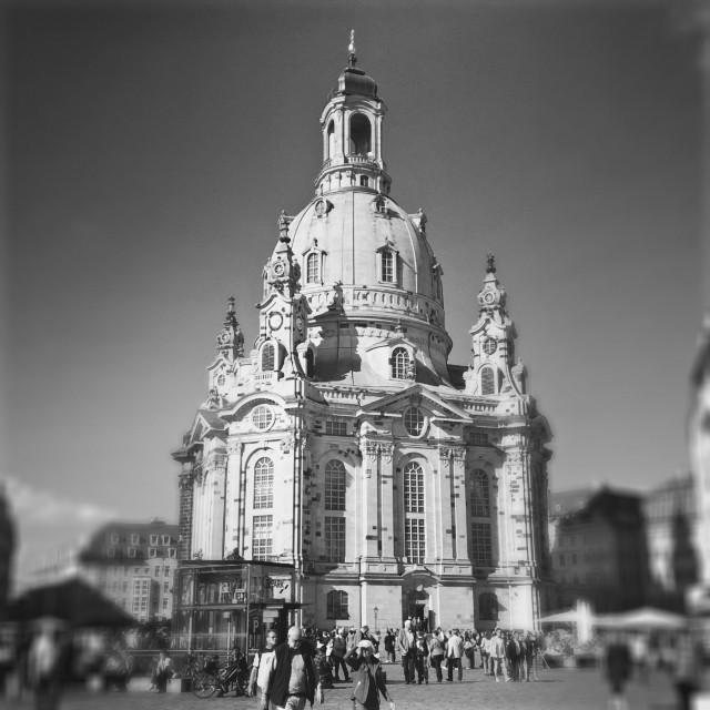 Heute #Frauenkirche