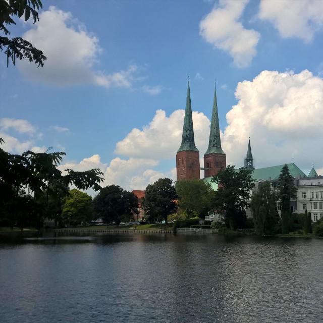 Heute zu Besuch in der Hansestadt #Lübeck
