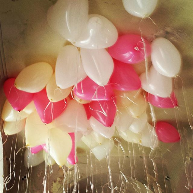 So viele Luftballons