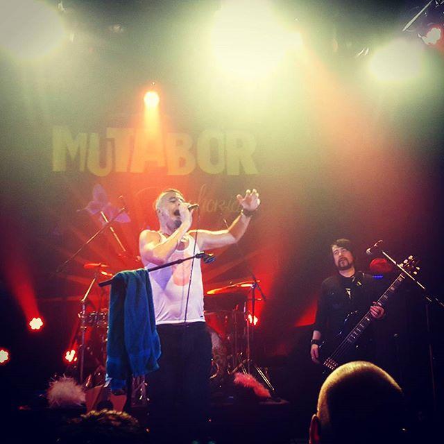 Es war ein großartiges Konzert gestern! #Mutabor #dresden