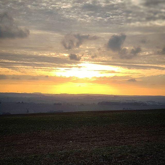 Hübsch #sunset
