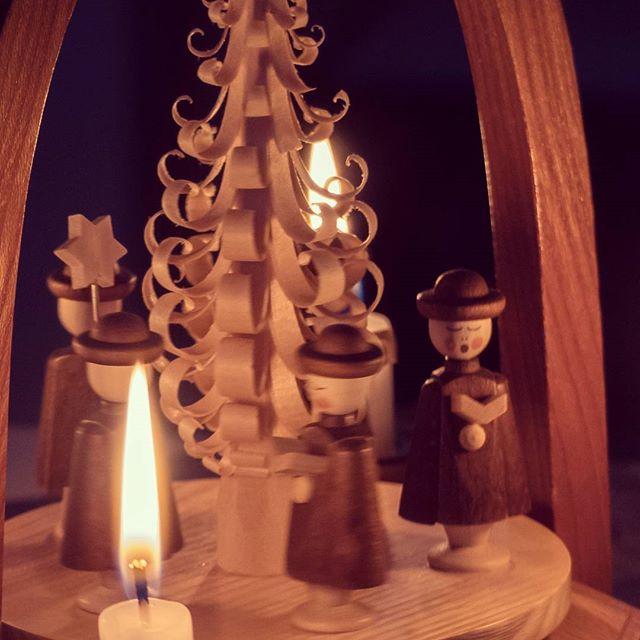Eine letzte Runde... Bis nächstes Jahr #lastchristmas #weihnachten